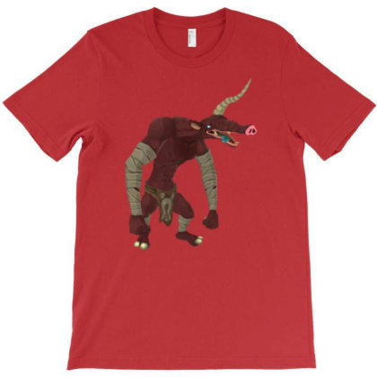 Moblin T-shirt Designed By Badprisoner05