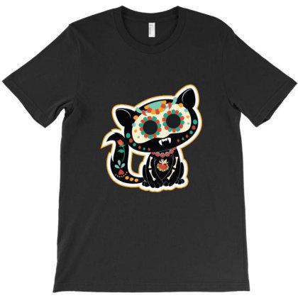 Dia De Los Muertos Inspired T-shirt Designed By Asatya