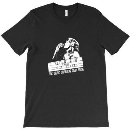 The Going Nowhere Fast Tour T-shirt Designed By Asatya