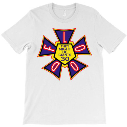 Flood They Might Be Giants T-shirt Designed By Cuser1898