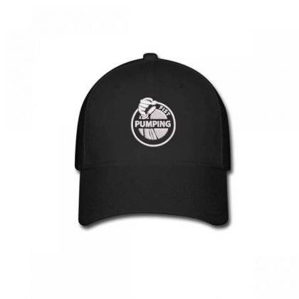 Pumping Embroidered Hat Baseball Cap Designed By Madhatter