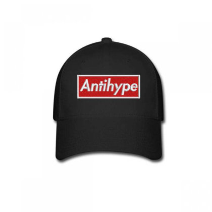 Antihype Embroidered Hat Baseball Cap Designed By Madhatter