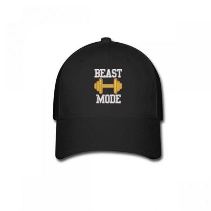 Beast Mood Embroidered Hat Baseball Cap Designed By Madhatter