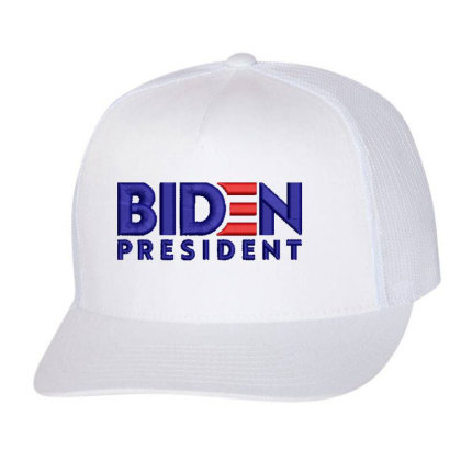 Biden President Embroidered Hat Trucker Cap Designed By Madhatter