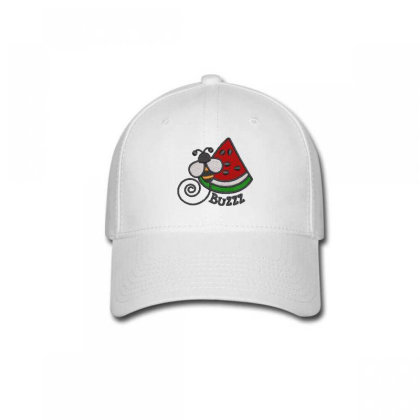 Buzzz Bee Embroidered Hat Baseball Cap Designed By Madhatter