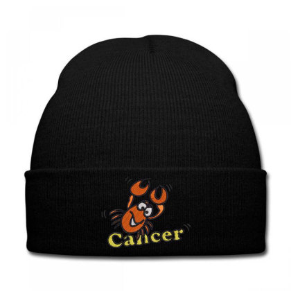 Cancer Zodiac Cat Knit Cap Designed By Madhatter