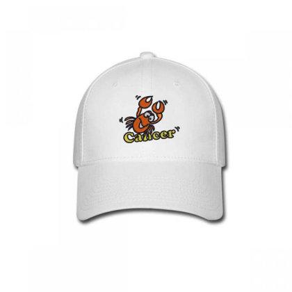 Cancer Zodiac Cat Baseball Cap Designed By Madhatter