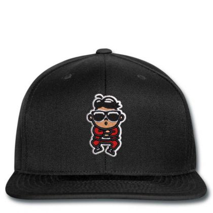 Cartoon Embroidered Hat Snapback Designed By Madhatter