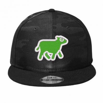 Cow Embroidered Hat Camo Snapback Designed By Madhatter