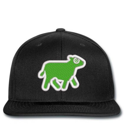 Cow Embroidered Hat Snapback Designed By Madhatter