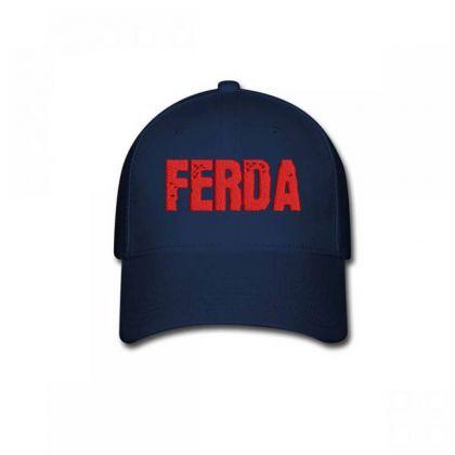 Ferda Embroidered Hat Baseball Cap Designed By Madhatter