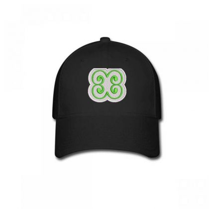 Flower Embroidered Hat Baseball Cap Designed By Madhatter