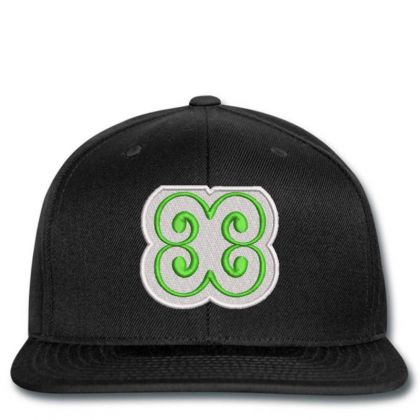 Flower Embroidered Hat Snapback Designed By Madhatter