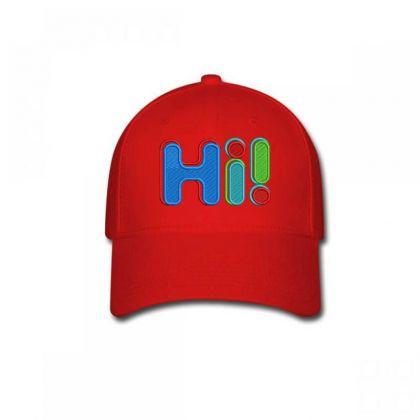 Hi...!!!!!! Embroidered Hat Baseball Cap Designed By Madhatter