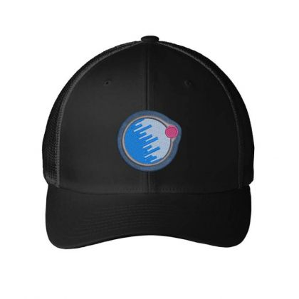 Logopit Embroidered Hat Embroidered Mesh Cap Designed By Madhatter