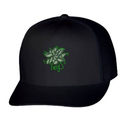 Lucky Embroidered Hat Trucker Cap Designed By Madhatter