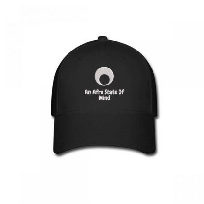An Aftro State Of Mind Embroidered Hat Baseball Cap Designed By Madhatter