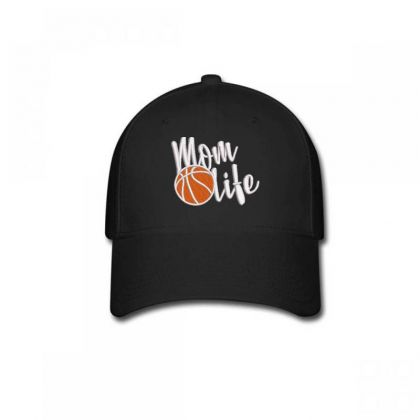 Mom Life Embroidered Hat Baseball Cap Designed By Madhatter