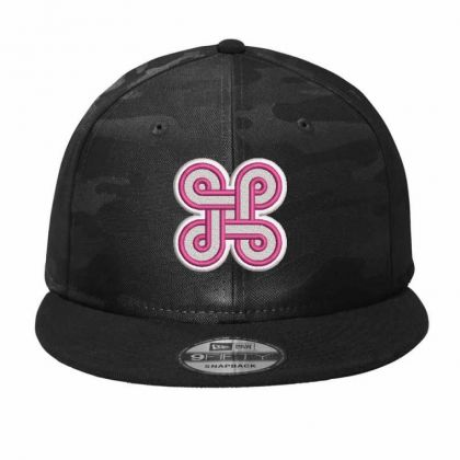 Spinner Embroidered Hat Camo Snapback Designed By Madhatter