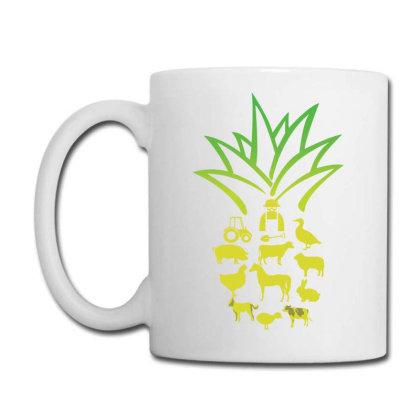 Farmer Pinapple Coffee Mug Designed By Hoainv