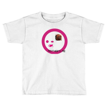 Pie Toddler T-shirt Designed By Achintya