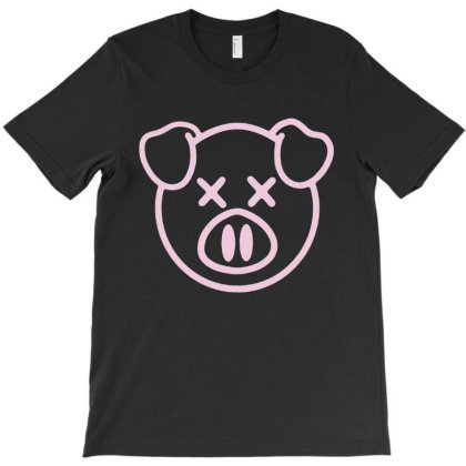 Star Pig Animals T-shirt Designed By Star Store