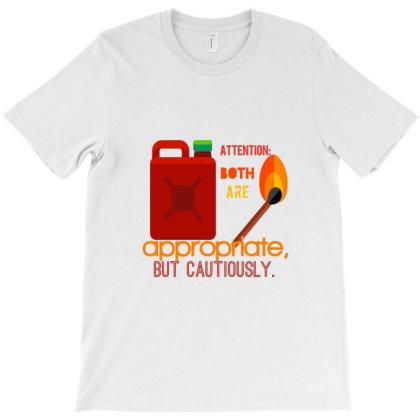 Fir Abstract 200 T-shirt Designed By Thakurji