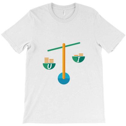 Balance Abstract 201 T-shirt Designed By Thakurji