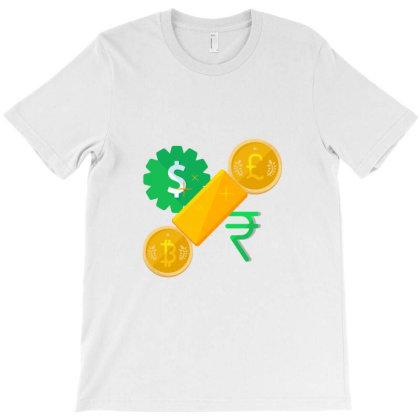 Money Abstract 202 T-shirt Designed By Thakurji