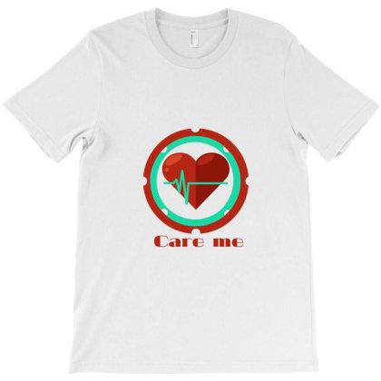 Heart Abstract 210 T-shirt Designed By Thakurji