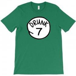 drunk7 T-Shirt | Artistshot