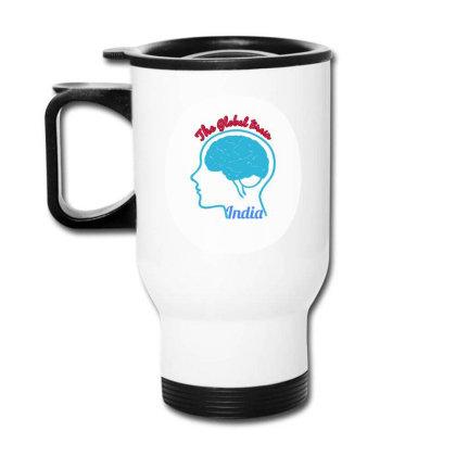 India Global Brain Travel Mug Designed By Vishwas-shetty