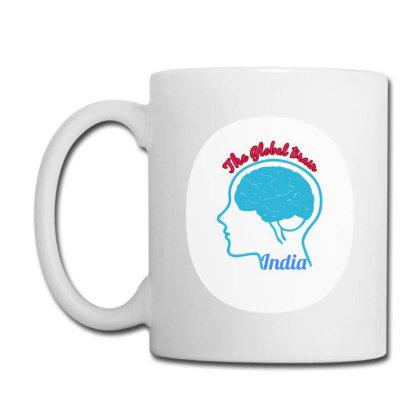 India Global Brain Coffee Mug Designed By Vishwas-shetty