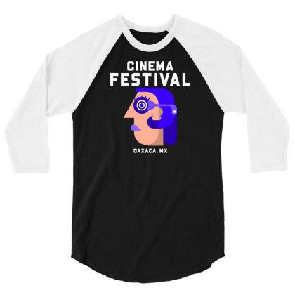 Cinema Festival 3/4 Sleeve Shirt Designed By Ika