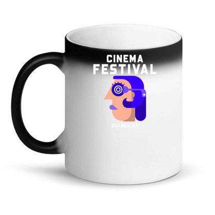 Cinema Festival Magic Mug Designed By Ika