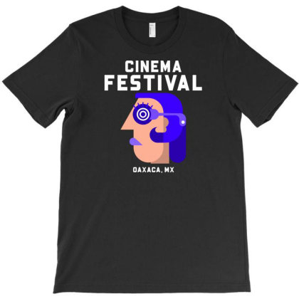 Cinema Festival T-shirt Designed By Ika