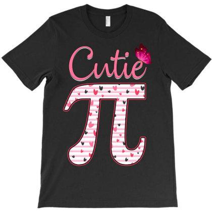 Cutie Pi T-shirt Designed By Badaudesign