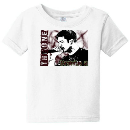 Francis M Baby Tee Designed By Tjr