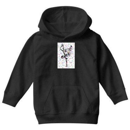 Break Down Youth Hoodie Designed By Tjr
