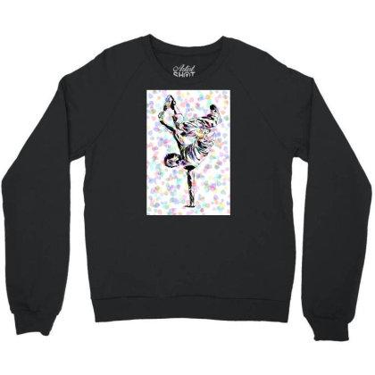 Break Down Crewneck Sweatshirt Designed By Tjr
