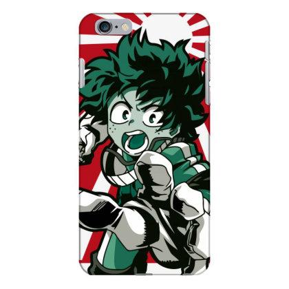 Boku No Hero Iphone 6 Plus/6s Plus Case Designed By Paísdelasmáquinas