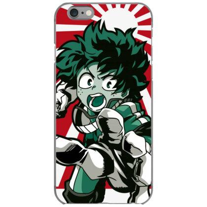 Boku No Hero Iphone 6/6s Case Designed By Paísdelasmáquinas