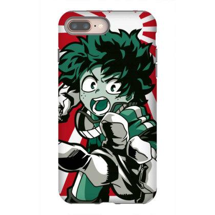Boku No Hero Iphone 8 Plus Case Designed By Paísdelasmáquinas