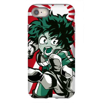 Boku No Hero Iphone 8 Case Designed By Paísdelasmáquinas