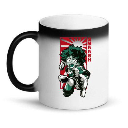 Boku No Hero Magic Mug Designed By Paísdelasmáquinas