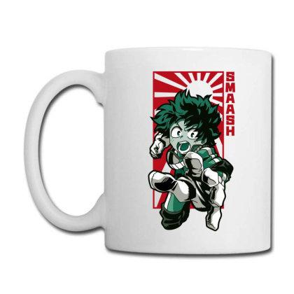 Boku No Hero Coffee Mug Designed By Paísdelasmáquinas
