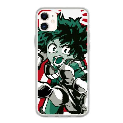 Boku No Hero Iphone 11 Case Designed By Paísdelasmáquinas