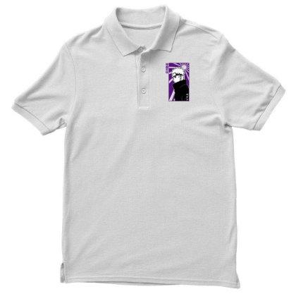 Pain Naruto Men's Polo Shirt Designed By Paísdelasmáquinas