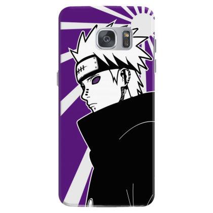 Pain Naruto Samsung Galaxy S7 Case Designed By Paísdelasmáquinas