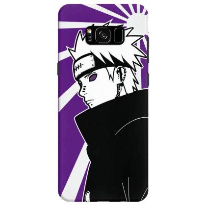 Pain Naruto Samsung Galaxy S8 Case Designed By Paísdelasmáquinas